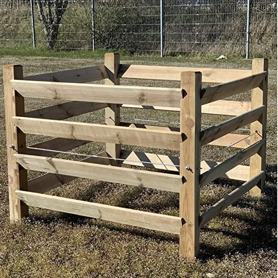 LoggyLand Compost Bio avec tirant